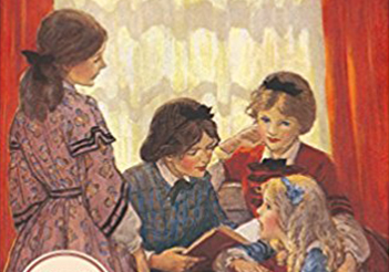 Cover of Penguin Classics Little Women by Louisa May Alcott