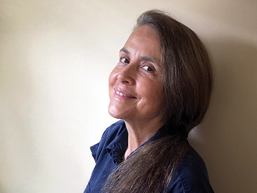Naomi Shihab Nye author of Catalog Army